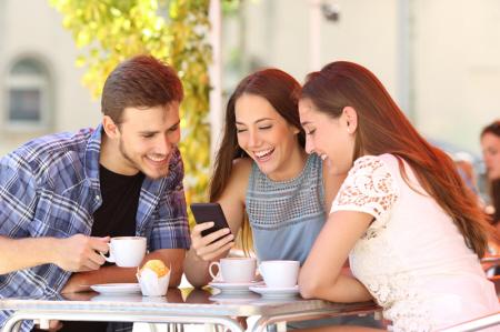 Haciendo amigos y dinero con un blog