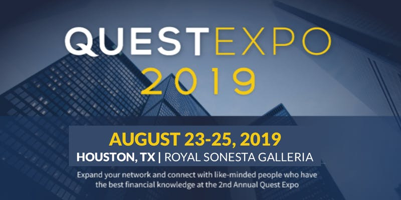 QUEST EXPO | Houston, TX